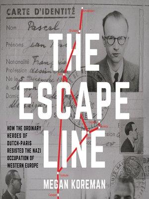 cover image of The Escape Line