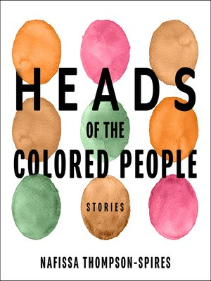 cover image of Heads of the Colored People