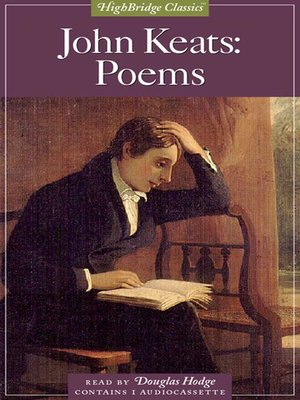 cover image of John Keats--Poems