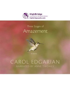 cover image of The Three Stages of Amazement