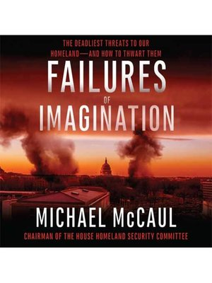 cover image of Failures of Imagination