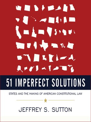 cover image of 51 Imperfect Solutions