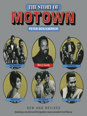 cover image of The Story of Motown