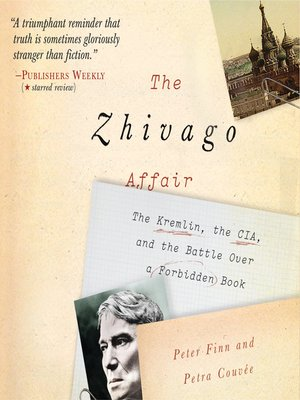 cover image of The Zhivago Affair