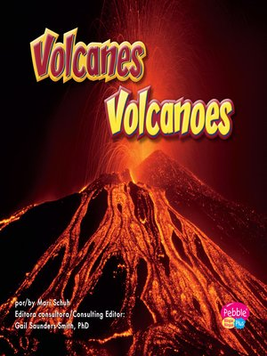 cover image of Volcanes/Volcanoes