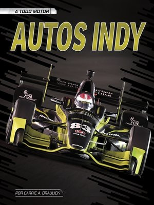 cover image of Autos Indy