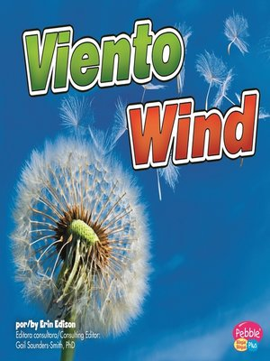 cover image of Viento/Wind