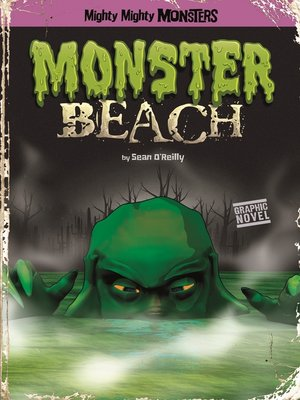 cover image of Monster Beach