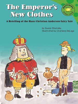 cover image of Emperor's New Clothes