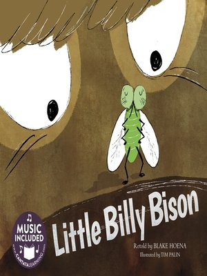 cover image of Little Billy Bison