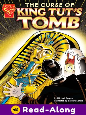 cover image of The Curse of King Tut's Tomb