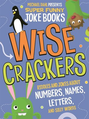 cover image of Wise Crackers