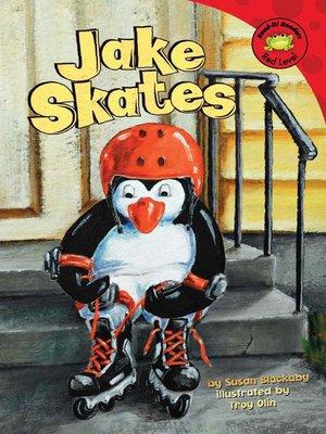cover image of Jake Skates