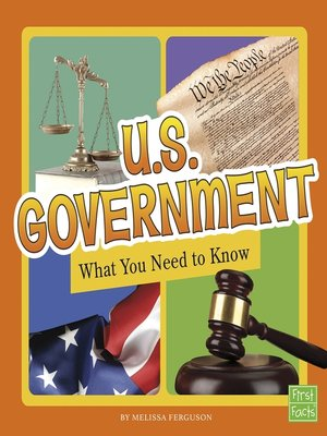 cover image of U.S. Government