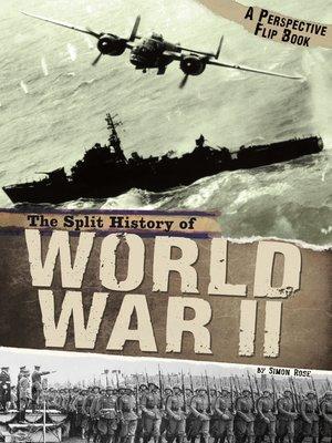 cover image of The Split History of World War II