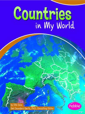 cover image of Countries in My World