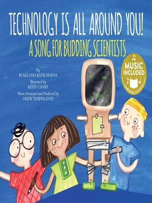 cover image of Technology Is All Around You!