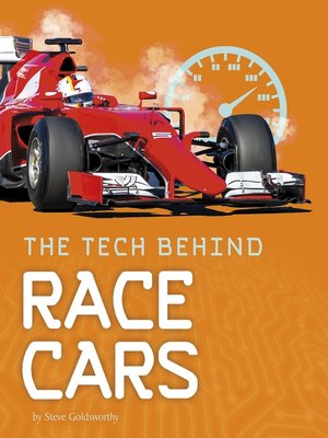 cover image of The Tech Behind Race Cars