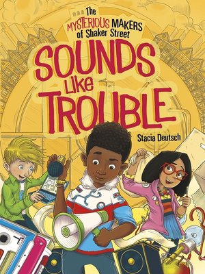 cover image of Sounds Like Trouble