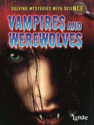 cover image of Vampires & Werewolves