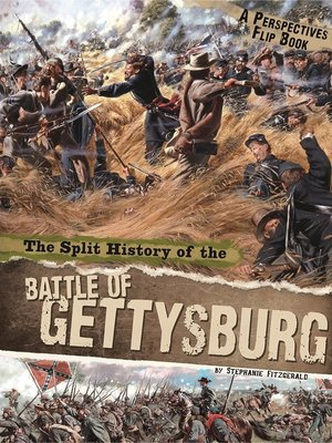 cover image of The Split History of the Battle of Gettysburg