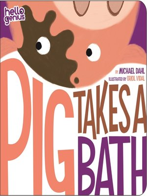cover image of Pig Takes a Bath