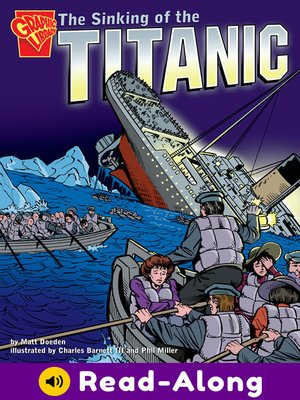 cover image of The Sinking of the Titanic