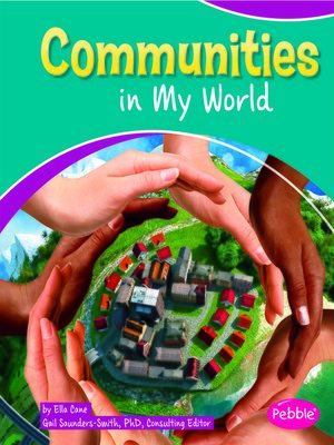 cover image of Communities in My World