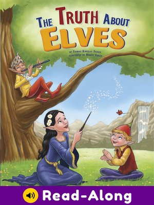 cover image of The Truth About Elves
