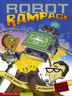 cover image of Robot Rampage