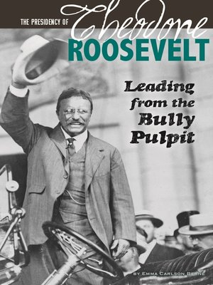cover image of The Presidency of Theodore Roosevelt