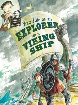 cover image of Your Life as an Explorer on a Viking Ship