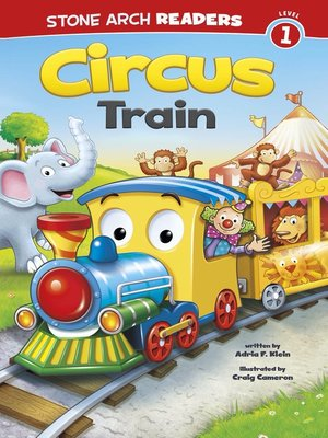 cover image of Circus Train