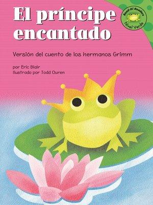 cover image of El principe encantado