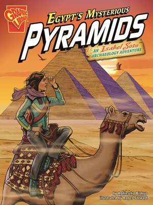 cover image of Egypt's Mysterious Pyramids