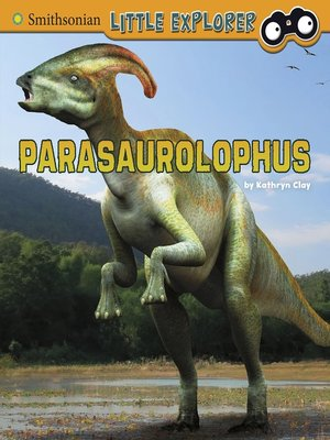 cover image of Parasaurolophus