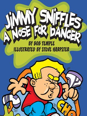 cover image of A Nose for Danger