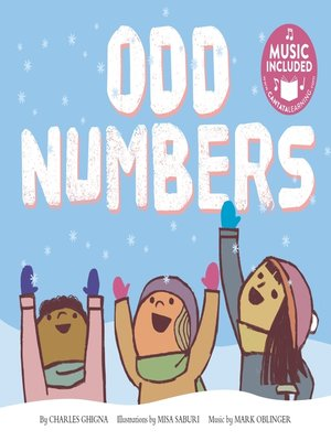 cover image of Odd Numbers