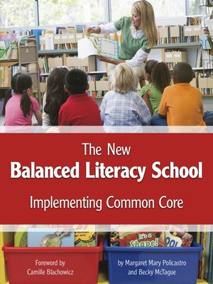 cover image of The New Balanced Literacy School