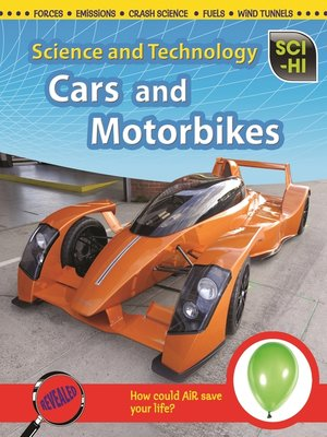 cover image of Cars and Motorcycles