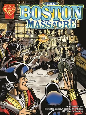 cover image of The Boston Massacre