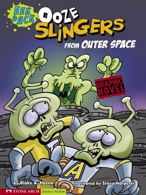 cover image of Ooze Slingers from Outer Space