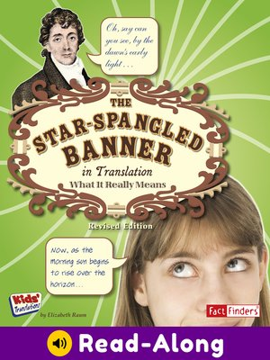 cover image of The Star Spangled Banner in Translation