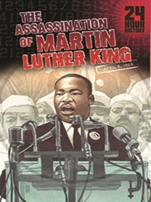 cover image of The Assassination of Martin Luther King, Jr