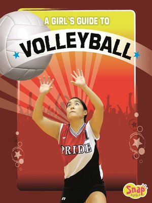 cover image of A Girl's Guide to Volleyball