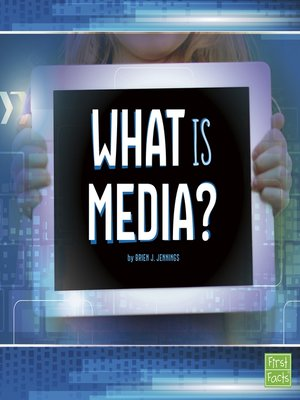 cover image of What Is Media?