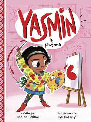 cover image of Yasmin la pintora