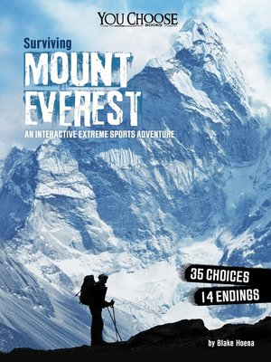 cover image of Surviving Mount Everest