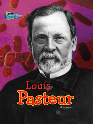 cover image of Louis Pasteur