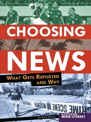 cover image of Choosing News